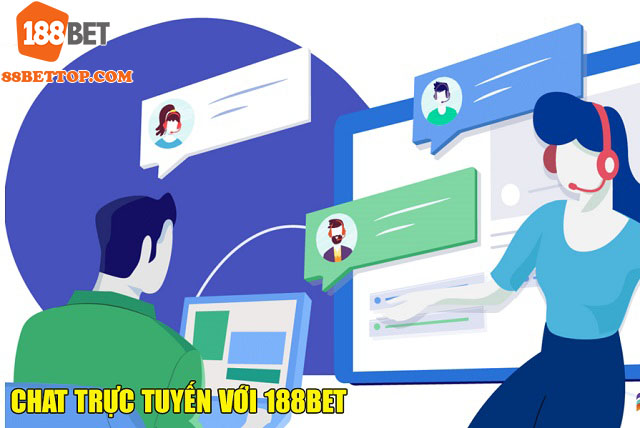 Chat tại website 188Bet